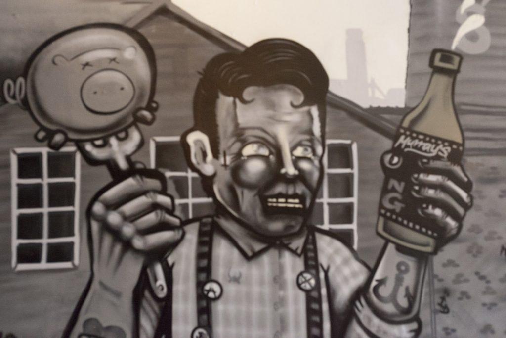 Git wall art work-3851